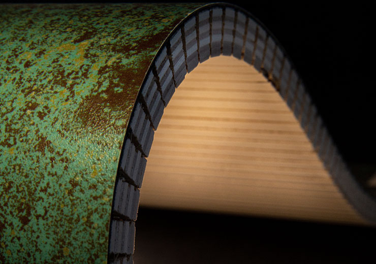 Kerfkore Flexible Panel Curve Laminate