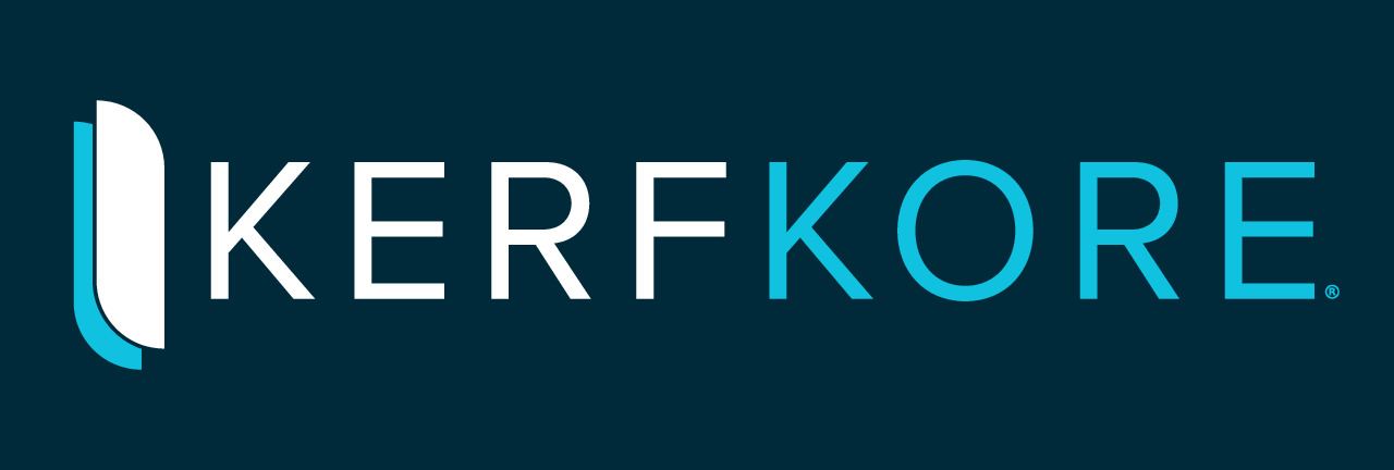 Official Kerfkore Logo Reversed