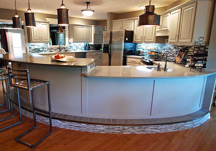 Timberflex Kitchen Counter