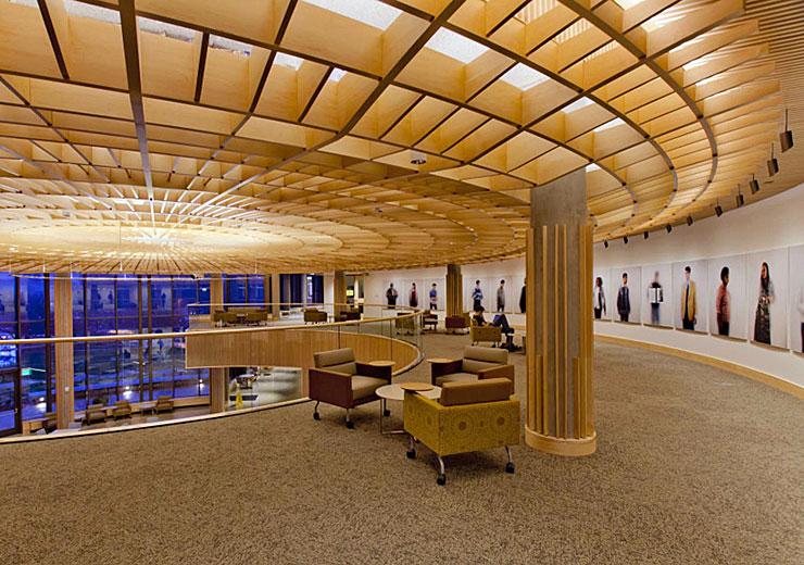 Worklite Lightweight Panel Hillman Hall